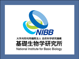 Banner image of the National Institute for Basic Biology (NIBB)